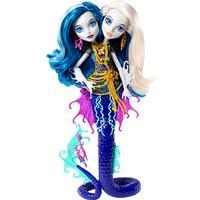 Monster High Great Scarrier Reef Peri & Pearl Serpentine DHB47