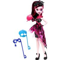 Monster High Welcome to Monster High Dance the Fright Away Draculaura DNX33