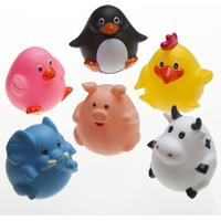 Rätt Start Wobbly Animals 6pcs 7655