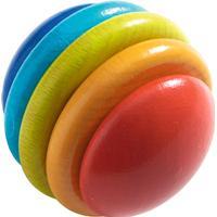 Haba Pegging Game Rainbow Ball 30198