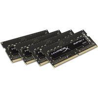 HyperX Impact DDR4 2400MHz 4x4GB (HX424S15IBK4/16)