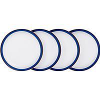 Denby Imperial Blue Dinner Plate 26.5 cm 4 pcs