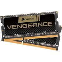 Corsair Vengeance Black DDR3 1600MHz 2x4GB (CMSX8GX3M2A1600C9)