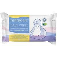Natracare Baby Wipes 50 pcs
