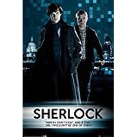 GB Eye Sherlock Walking Maxi 61 x 91.5cm Affisch