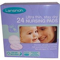 Lansinoh Disposable Nursing Pads 24 pcs