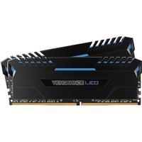 Corsair Vengeance LED Blue DDR4 3000MHz 2x16GB (CMU32GX4M2C3000C15B)