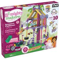 Knex Mighty Makers Inventors Clubhouse Building Set 43753