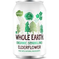 Whole Earth Organic Sparkling Elderflower Drink
