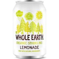 Whole Earth Organic Sparkling Lemonade Drink
