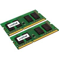 Crucial DDR3L 1600MHz 2x4GB (CT2KIT51264BF160BJ)