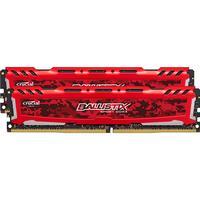 Crucial Ballistix Sport LT DDR4 2400MHz 2x8GB (BLS2C8G4D240FSE)