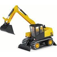 Emek Excavator with Tracks