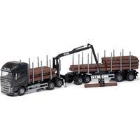 Emek Timber Truck FH16 750 Cab Crane
