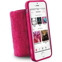 Puro Running Wristband iPhone 5/5S Pink