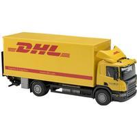 Emek Scania Distributionsbil DHL