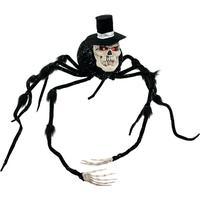 Halloween edderkoppegom, 70 cm