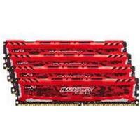 Crucial Ballistix Sport LT DDR4 2400MHz 4x16GB (BLS4C16G4D240FSE)