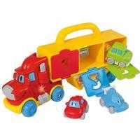 Simba Toys ABC Learn & Funtruck 3 Cars