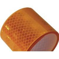 Konturmarkering refleksbånd LAS Gul reflekterende (L x B) 2 m x 50 mm 1 Rolls