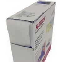 Fastech Velcrobånd Loop Fastech B50-STD-L-000010 (L x B) 10 m x 50 mm Hvid 10 m