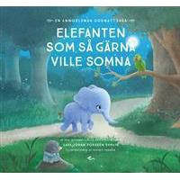 Elefanten som så gärna ville somna: en annorlunda godnattsaga (Ljudbok CD, 2016)