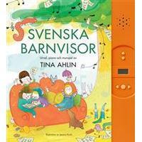 Svenska Barnvisor: urval, piano och munspel (Inbunden, 2012)