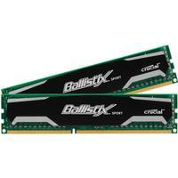 Crucial Ballistix Sport DDR3 1600MHz 2x4GB (BLS2CP4G3D1609DS1S00CEU)