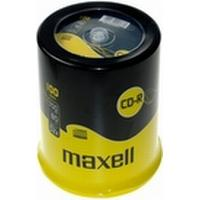 Maxell CD-R 700MB 52x Spindle 100-Pack