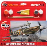 Airfix Supermarine Spitfire MkIa Starter Set A55100