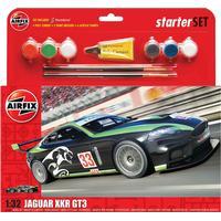 Airfix Jaguar XKRGT Starter Set A55306