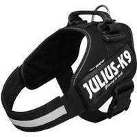 Julius-K9 IDC Belt Harness Black - 0: 58 76cm