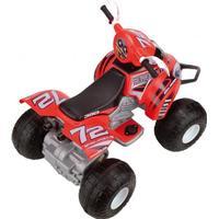 Feber El Fyrhjuling för Barn Brutale 12 V