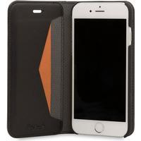 Knomo - Premium Folio til iPhone 7 & 7 Plus, sort - iPhone 7