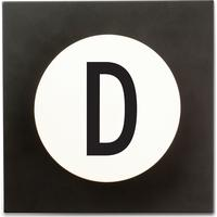 Design Letters Hook2 D 14cm