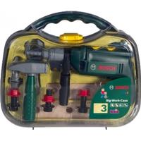 Klein Bosch Tool Case Big with Drill Transparent 8416