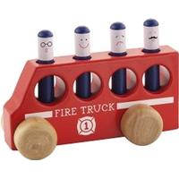New Classic Toys Pop-up-figurer - brandbil - New Classic Toys