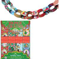 eeBoo Paper Chains - Jul