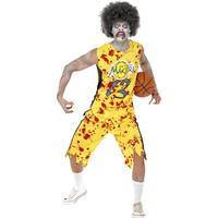 Smiffys High School Basketball Zombie Kostüm