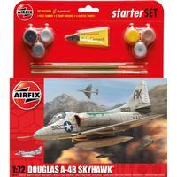 Airfix Douglas A4 B Skyhawk Starter Set A55203