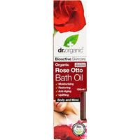 Dr. Organic Organic Rose Otto Bath Oil 100ml