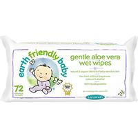 Lansinoh Gentle Aloe Vera Wet Wipes 72pcs