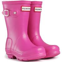Hunter Original Kids, 28, Fuchsia