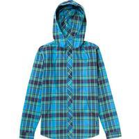 Burton Lynx Flanell Shirt Junior, L, Blå