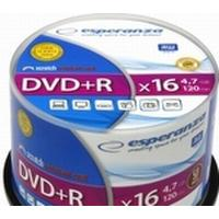 Esperanza DVD+R 4.7GB 16x Spindle 50-Pack