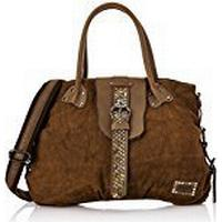 Le Temps des Cerises Women's Taka 2 Top-Handle Bag Brown Marron (Cognac/Marron 4I28) One Size