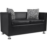vidaXL 242209 Lædersofa, Sofa