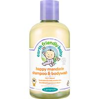 Lansinoh Happy Mandarin Shampoo & Bodywash