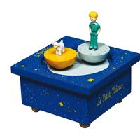 Trousselier Musical Wooden Box Little Prince