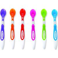 Munchkin Soft Tip Infant Spoons 6pcs